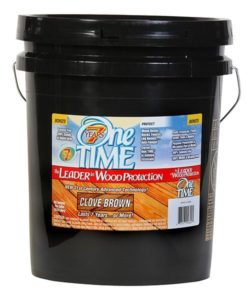 One TIME Clove Brown 5 Gallon